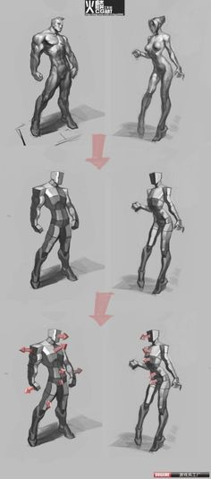 The da main production base class tutorial material can be a look, . @ original painting to painting tutorial dream collection Figure) _ petal illustration Anatomy Sketches, Anatomy Drawing, Anatomy Art, Drawing Reference Poses, Anatomy Reference, Drawing Poses, Drawing Tips, Hand Reference, Body Drawing