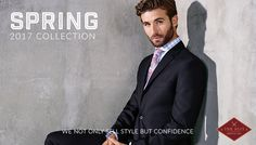 The Suit Shop Co. offers suits for weddings, business or any social event. Made To Measure Suits, Suit Shop, Social Events, Wedding Suits, Custom Shirts, Ready To Wear, Menswear, How To Wear, Clothes