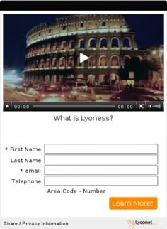What is Lyoness?