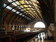 King's Cross Station di Londra - Cerca con Google