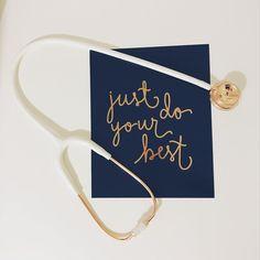 Nurse / Nursing School Positive Attitude Compassion Motivation Inspiration Medical Wallpaper, Nursing Wallpaper, Student