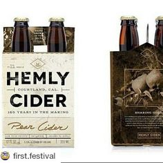 via @hemlycider: Thanks @first.festival for the feature!  If you like all things local join us June 18th-19th for two days of local music  music food beer and cider!  #drinklocal  #sacramentoproud #sacfarm2fork #hemlycider #beersinsac #Repost @first.festival with @repostapp  We're getting word from @beersinsac about the amazing local craft beer and cider that will be at First Festival this year! Watch for our posts-- here's the first!  Introducing @hemlycider  From orchard to bottle Grown in…