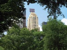 The JW Marriott Essex House - Building - Central Park