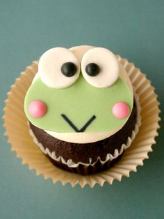 Keroppi Edible Decorations by SwtLvndrBkeShpe on Etsy, $18.00