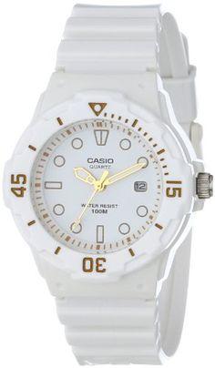 Casio Women's LRW200H-7E2VCF Dive Series Diver Look Analog Watch - http://www.watchesandstuff.com/casio-womens-lrw200h-7e2vcf-dive-series-diver-look-analog-watch/