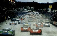luimartins:Le Mans 1968 Start