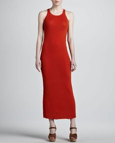 Fitted Cashmere Tank Dress Sienna - Lyst