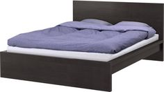 MALM Bed frame, high - modern - beds - IKEA