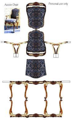 Furniture Mini Printables 2 - Sherree - Picasa Web Albums