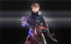 CROSSFIRE - AL Ak 47, Anime Weapons, Weapons Guns, Weapon Storage, Character Wallpaper, Crossfire, Shadowrun, Viper, Asd