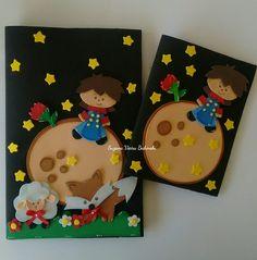 Kit capas tema pequeno Príncipe