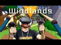 VR Grappling Hooks - Windlands - YouTube