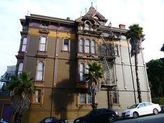 1198 Fulton, Westerfeld Mansion seen from the Scott Street side. http://www.houseoflegendsmovie.com