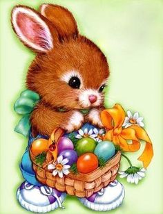 Easter gift for children 💫 – # for gift - Frohe Ostern 2020 Easter Gifts For Kids, Happy Easter, Easter Funny, Easter Art, Easter Crafts, Easter Eggs, Ostern Wallpaper, Easter Bunny Pictures, Bunny Images