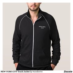 NEW YORK CITY Track Jacket