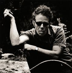 Tom Waits     Uncredited and Undated Photograph