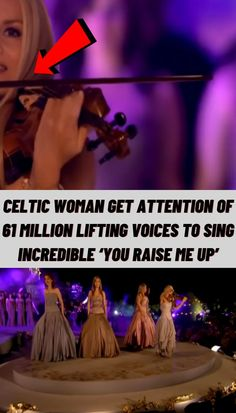 #Celtic #Woman #Attention #Million #Lifting #Voices #Sing #Incredible Makeup Eye Looks, Soft Makeup, Diy Storage Jars, Photography Poses, Mirror Photography, Simple Beach Wedding, You Raise Me Up, Natural Nail Designs, Mens Shoulder Tattoo