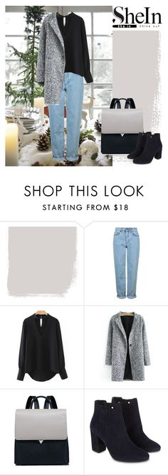 """""""Untitled #168"""" by elma-poz ❤ liked on Polyvore featuring Topshop and Monsoon"""