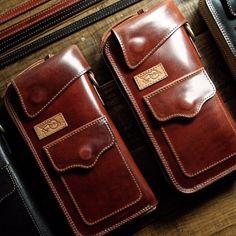 "114 Likes, 3 Comments - Shin (@shin_leathers) on Instagram: ""Flight wallet/cordovan #leatherwork #leather #shinleathers #leathergoods #leathercraft…"""