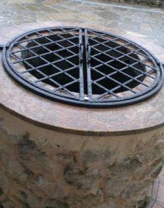 puits-grille-de-protection-en-fer-forge-fer-plat-de-20x10-mm