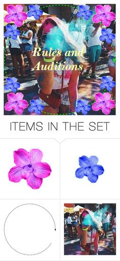 """Rules and Auditons"" by battle-at-the-bay ❤ liked on Polyvore featuring art, lizbizicons, lizziesbay and welcometothebay"