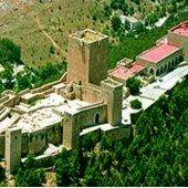 Parador Jaen, Andalucia, Spain