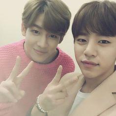 GOT7 Bambam and B.A.P Daehyun