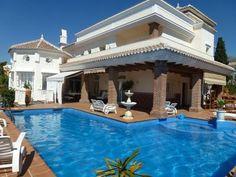 Villa en Nerja (Málaga) con capacidad para 9 personas