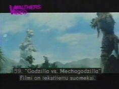 Past - (1974) English trailer of Godzilla vs. Mechagodzilla