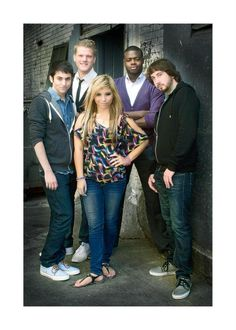 Pentatonix - This Sing Off group give me the goosebumps with their harmonies. Love.
