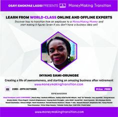 Inyang Sami-Orungbe, Averti Professional Managers