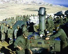 Falklands war, Argentine Army field kitchen, pin by Paolo Marzioli
