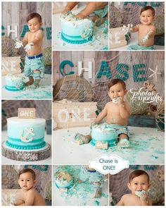 manhattan beach cake smash photographer