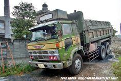 Hino ZM Dump Truck