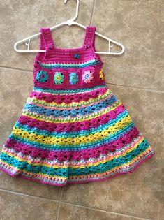 Ravelry: Carnival Parade Dress pattern by Mary LeRoy $6