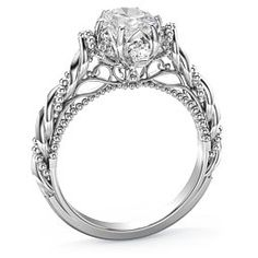 How Are Vintage Diamond Engagement Rings Not The Same As Modern Rings? If you're deciding from a vintage or modern diamond engagement ring, there's a great deal to consider. Engagement Solitaire, Wedding Rings Solitaire, Dream Engagement Rings, Princess Cut Engagement Rings, Perfect Engagement Ring, Diamond Solitaire Rings, Vintage Engagement Rings, Wedding Bands, Bridal Rings