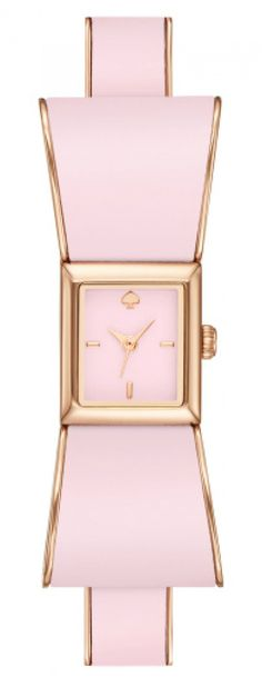 kate spade new york Blush and gold Women's Kenmare Bracelet Watch Gold Watches Women, Rose Gold Watches, Male Watches, Horse Watch, Oversized Watches, White Bow Tie, Brand Name Watches, Blush And Gold, Skagen