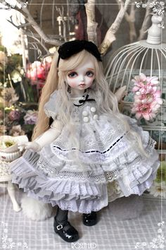 holiday's Child Limited Miu - For Dollfete