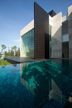 Waterfront villas, Sandy Island Singapore