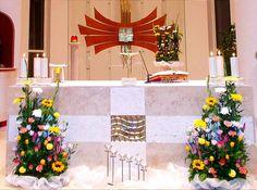 Altare per la festa di TuttiSanti2015