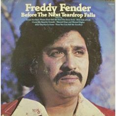 Freddy Fender: Before The Next Teardrop Falls [Vinyl LP] [Stereo] (1975)