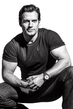 "redundanttanks: "" NEW AGAIN: Henry Cavill for Men's Fitness September 2016 Henry Cavill once again shows off his newly buffed up Justice League physique on the cover - bigger biceps, bigger pecs,..."