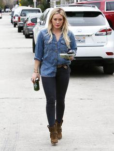 Hilary Duff Style