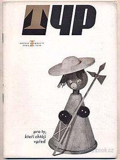 TYP. Ilustrovaný měsíčník pro úspěšné podnikání. Decorative Bells, Book Art