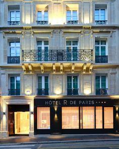 HOTEL R DE PARIS REVIEW   #Paris #BoutiqueHotel #HotelReview #AffordableLuxury #ParisHotel #Travel