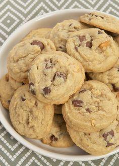 Triple Peanut Triple Chocolate Chip Cookies   Bake or Break