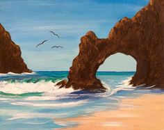 Paint Nite Worcester | Park Grill and Spirits 07/22/2015