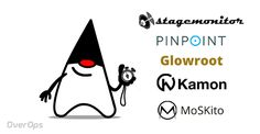 Little known yet useful: Stagemonitor vs Pinpoint vs MoSKito vs Glowroot vs Kamon. The state of open source Application Performance Monitoring