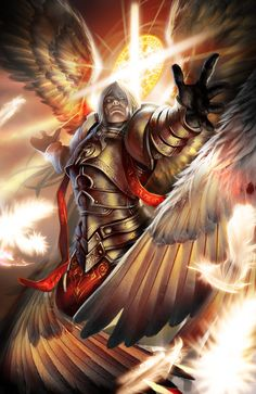 The lord of angel by Sendolarts (William Hung). DeviantART