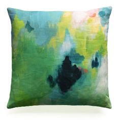 "Belinda Marshall ""Possibility"" cushion 